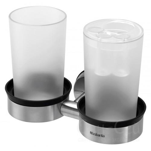 Держатель для 2-х стаканов Brabantia 427541