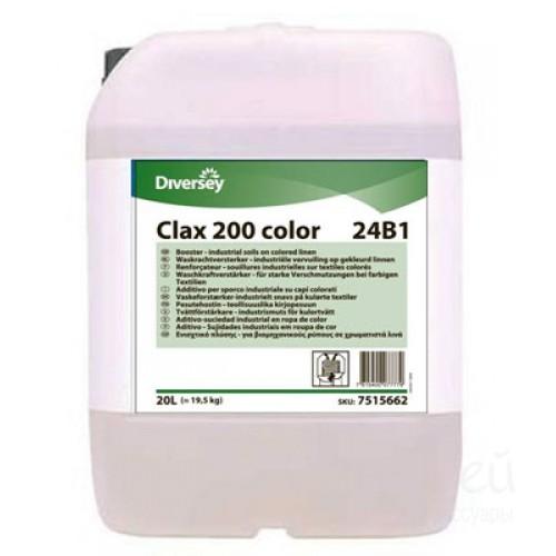 Акселератор стирки с содержанием ПАВ Clax 200 color 24B1