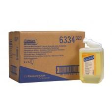 Жидкое мыло Kimberly-Clark Kimcare 6334 антибактериальное 1л