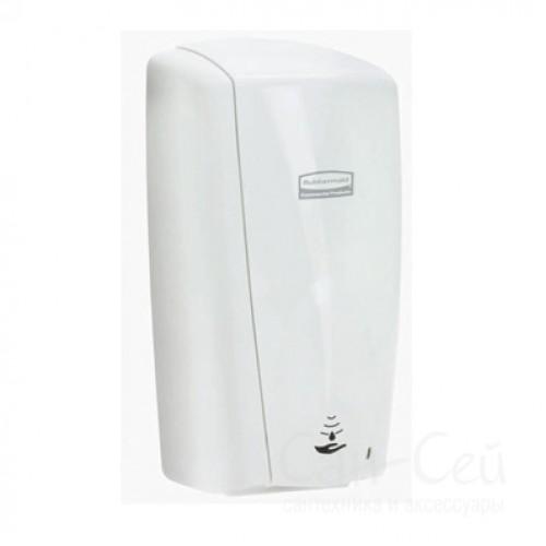 Дозатор пенного мыла Rubbermaid AutoFoam автоматический, белый