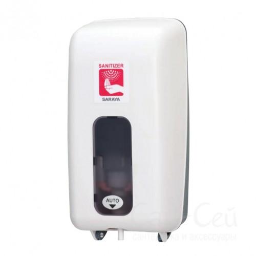 Бесконтактный дозатор для антисептика, мыла и пены, автоматический Saraya UD-9000