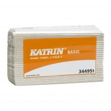 Бумажные полотенца Katrin Basic C-fold 2 344951