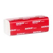 Бумажные полотенца Katrin Classic Zig Zag 2 61694