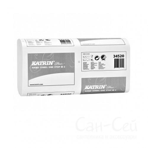 Бумажные полотенца Katrin Plus One Stop M2 345201