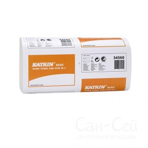 Бумажные полотенца Katrin Plus One Stop M2 345207