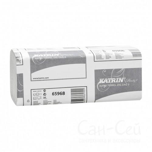 Бумажные полотенца Katrin Plus Zig Zag 2 65968