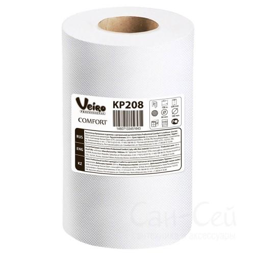 Бумажные полотенца с центральной вытяжкой Veiro KP208