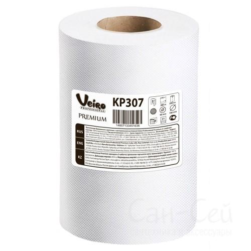 Бумажные полотенца с центральной вытяжкой Veiro KP307