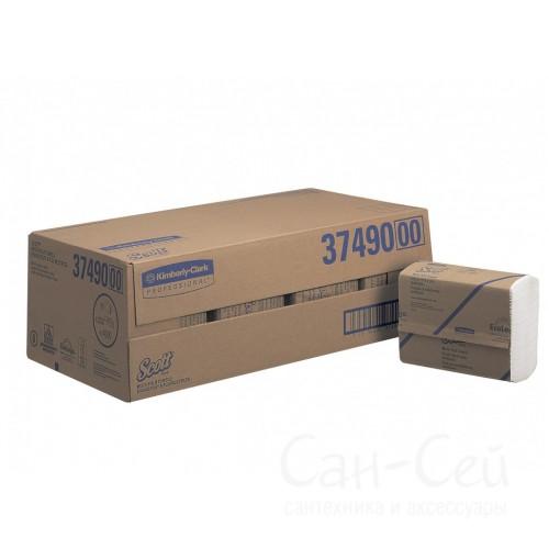 Бумажные полотенца Kimberly-Clark SCOTT Multi-Fold 3749