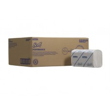 Бумажные полотенца Kimberly-Clark SCOTT Perfomance 6689