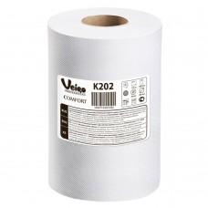 Бумажные полотенца в рулоне Veiro Professional Comfort K202