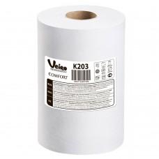 Бумажные полотенца в рулоне Veiro Professional Comfort K203