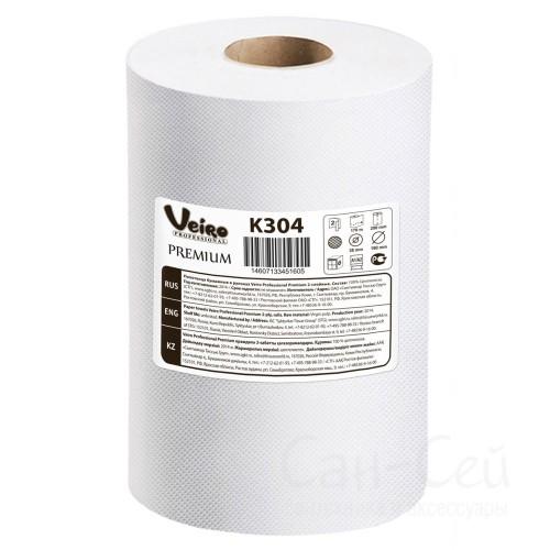 Бумажные полотенца в рулоне Veiro Professional Premium K304