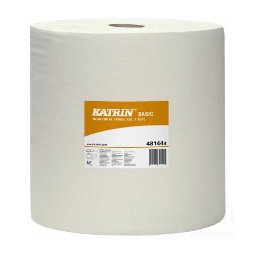 Бумажный протирочный материал Katrin Basic XXL 3 1000 481443