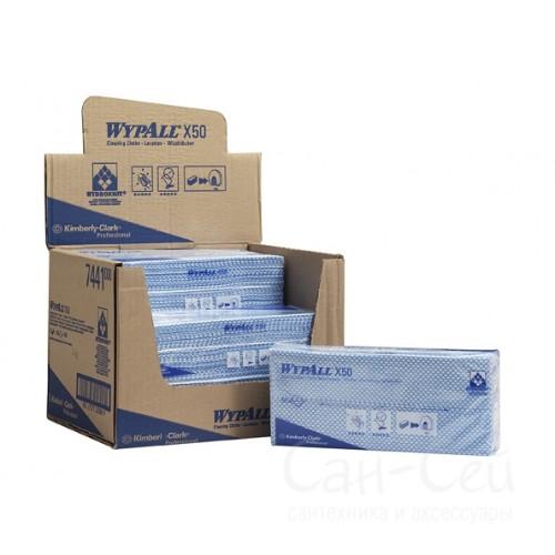 Cалфетки протирочные  нетканые WypAll  X50 7441