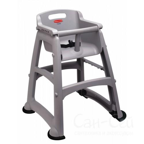 Детский стульчик для ресторанов Rubbermaid Sturdy Chair