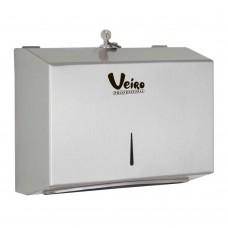 Диспенсер для листовых бумажных полотенец Veiro 7231-191