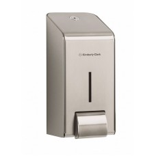 Диспенсер для жидкого мыла и дезинфицирующих средств Kimberly-Clark 8973 1л
