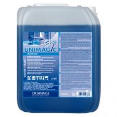 Для очистки любых поверхностей с использованием микроволокна UNIMAGIC 10 л.