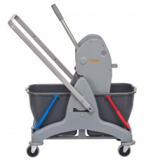 Двухведерная уборочная тележка TASKI Duo Bucket Cart Set