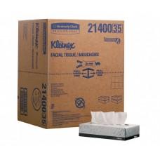 Гигиенические салфетки для лица KLEENEX 2140 36х100л.