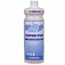 Индустриальное сильнощелочное средство SUPER PUR 1 л.