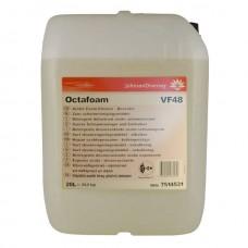 Кислотное пенное моющее средство Octafoam VF48