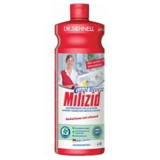 Кислотное средство для очистки санитарных зон MILIZID COOL BREEZE 1 л.