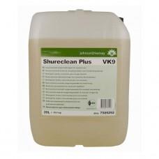 Концентрированное нейтральное моющее средство для ручной мойки Shureclean Plus VK9