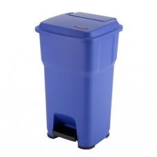 Гера контейнер пластиковый с педалью и крышкой 60 л Vileda 137753