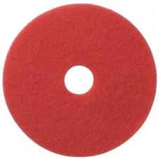 Круг Scotch-BriteTM красный 432мм (деликатная чистка)