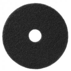 Круг TASKI Americo 11 дюймов (28 см), черный (агрессивная чистка, зачистка, стриппинг)