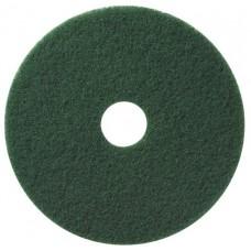 Круг TASKI Americo 17 дюймов (43 см), зеленый (умеренно агрессивная чистка)