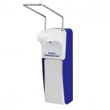 Локтевой дозатор для антисептика и мыла Saraya MDS-1000 P