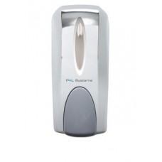 Механический дозатор мыла P+L Systems Washroom