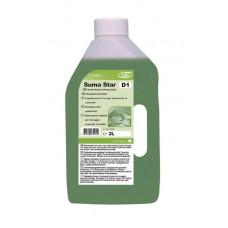 Моющее средство для замачивания и ручного мытья посуды Suma Star D1 7509600