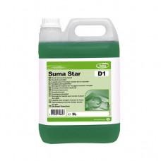 Моющее средство для замачивания и ручного мытья посуды Suma Star D1 G11949
