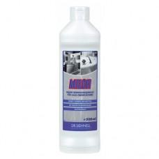 Мягкое абразивное средство с гранулами из частиц мрамора MILOR 500 мл.