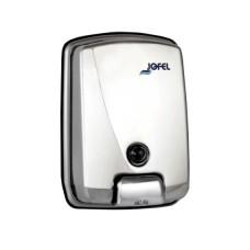 Диспенсер металлический для жидкого мыла Jofel AC54500 наливной