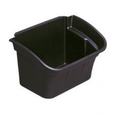Навесной бак для мусора к сервисным тележкам Rubbermaid