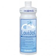 Нейтральное средство для очистки санитарных зон LAVIDOL 1 л.