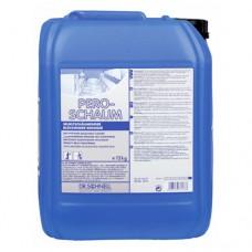 Пенное моющее средство, содержит хлор PERO-SCHAUM 12кг.
