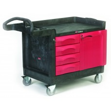 Передвижной бокс - рабочее место Rubbermaid TradeMaster