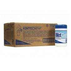 Протирочные салфетки Kimberly-Clark KIMTECH WETTASK DS 7732