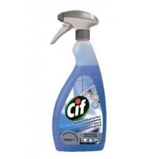 Средство для мытья окон и твердых поверхностей Cif Window amp Multisurface 7518649
