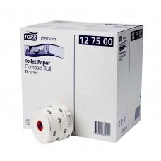 Туалетная бумага Mid-size в миди рулонах мягкая Tork 127520-00