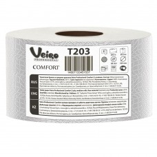 Туалетная бумага Veiro Professional Comfort T203