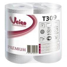 Туалетная бумага Veiro Professional Premium T309