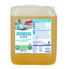 Универсальное средство для очистки водостойких поверхностей FOROL 10 л.