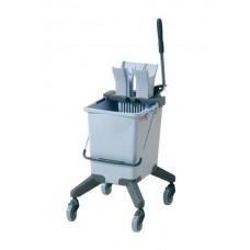 УльтраСпид Про: одноведерная система 25 л на колесах (без транспортировочной ручки) Vileda 149101